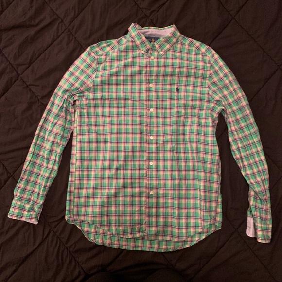 Ralph Lauren polo youth boys shirt